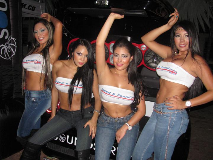 fotos de chicas tunning: