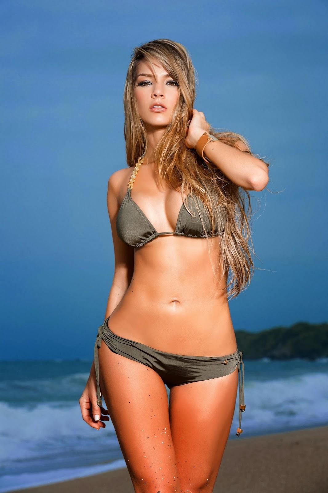 Fotos de la modelo ecuatoriana la bomba 42